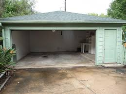 Detached 2 Car Garage by 12842 Westmere Dr Houston Tx 77077 Har Com