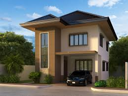 2 Story House Designs by Small 2 Storey House Designs Philippines Best House Design Small