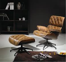 furniture accessories masculine light brown leather man cave