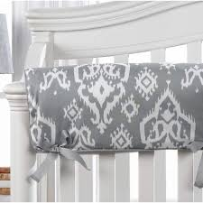 gray trellis 4 piece bumperless crib bedding twinkle twinkle