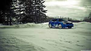 rally subaru wallpaper subaru sti winter 4k hd desktop wallpaper for u2022 dual monitor