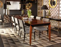 dining room black lacquer dining room chairs room ideas