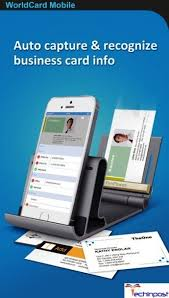 Scan Business Cards Android Latest Best Business Card App Applications 2017 Free U0026 Paid