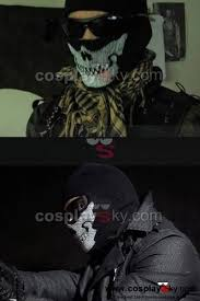 black ops ghost mask mascaras black ops ghost militar pinterest call of duty 10 cod