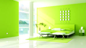 Yellow Feature Wall Bedroom Bright Coloured Bedroom Designs Colourful Living Brightly