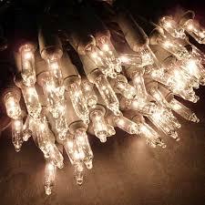 20 mini lights clear mini lights