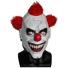killer clown mask killer clown mask nookie mistermask nl