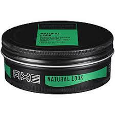 Pomade Axe axe hair care axe pomade shaggy look hair styling laid