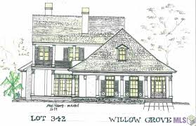 house plans baton rouge baton rouge homes in settlement of willow grove