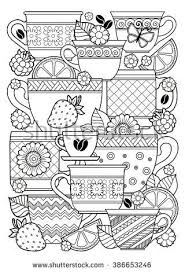 1355 coloring lines images