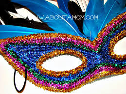 diy mardi gras masks diy mardi gras mask