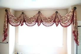 Swag Valances For Windows Designs Victory Swag Valance Country Curtains Valances And Swags Kitchen