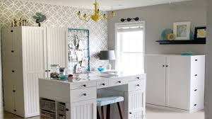diy sewing room ideas youtube