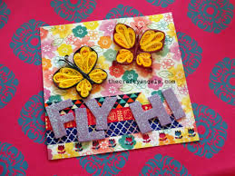 quilling butterfly tutorial without any quilling tools