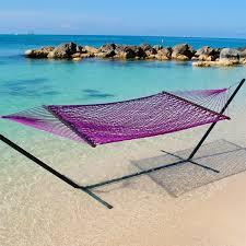 caribbean hammocks classic purple by the caribbean