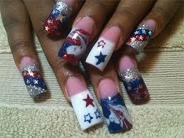 10 elegant fourth of july nail art designs ideas u0026 trends 2014