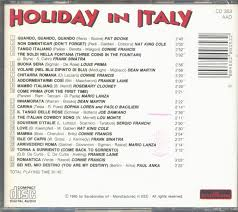 various cd in italy cd family records