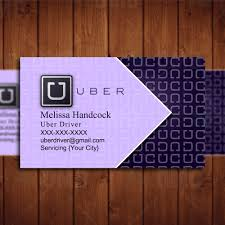 Budget Business Cards Uber Business Card Professional Uber Driver By
