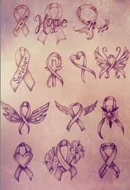 104 best awareness ribbon ideas images on breast