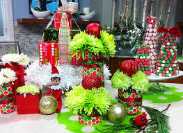 Candy Topiary Centerpieces - partytipz entertaining with style and ease