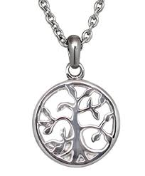 tree cremation tree of cremation urn jewelry necklace pendant for