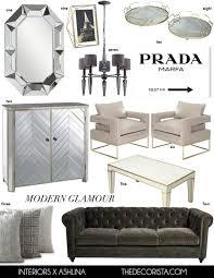 Glam Powder Room Decorating Advice Elements Of Modern Glamour U2014 The Decorista