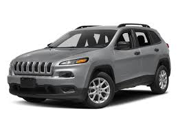 2018 jeep cherokee price trims options specs photos reviews