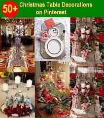 christmas table decorations top 50 christmas table decorations 2017 on christmas