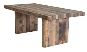 Rustic Pine Dining Tables Cdi Furniture Td1247 Terra Nova Dining Table Rustic Pine 83 X 39 X