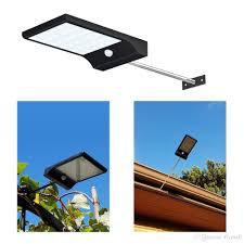 super solar powered motion sensor lights 2018 super bright 36 led solar powered motion sensor lighting wall