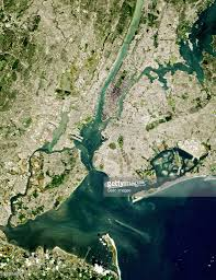 Map Of Jfk Airport New York by A Satellite View Of New York And The Surrounding Areas Photos And