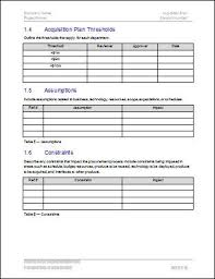 acquisition plan template 26 images of 5 year plan spreadsheet template infovia net