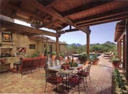 Desert Patio Desert Landscape Design Ideas