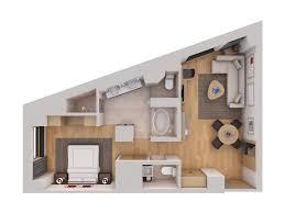 luxury suites conrad new york