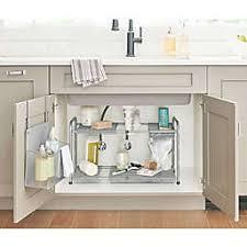 sink kitchen cabinet organizer kitchen sink organizer bed bath beyond