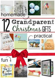 handmade grandparent gifts christmas gifts for grandparents