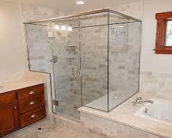 3 Panel Shower Doors 3 8 Frameless Shower Doors Martin Shower Door