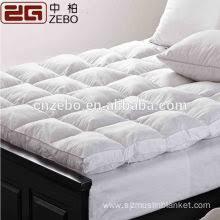 find feather mattress topper hotel mattress foam bed topper