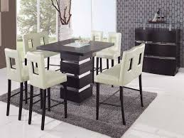 modern counter height dining sets contemporary counter height