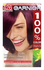 garnier hair color burgundy images hair color ideas