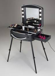 professional makeup stand the self stand display for beauty promotional days the floor