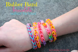 hand rubber bracelet images Rubber band bracelets without the loom a girl and a glue gun jpg