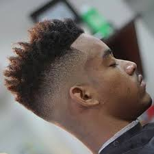 afro hairstyles taper fade awesome 55 creative taper fade afro haircuts keep it simple