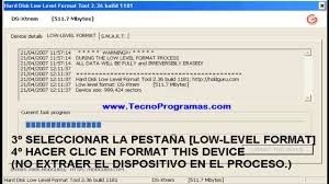 format hard disk tool hdd low level format tool 4 25 youtube