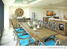 coastal centerpieces coastal dining room idea sustani me