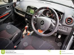 renault captur white interior renault zoe interior editorial stock photo image of alternative