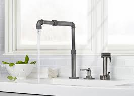 usa made kitchen faucets kitchen high end faucets restaurant style faucet american made