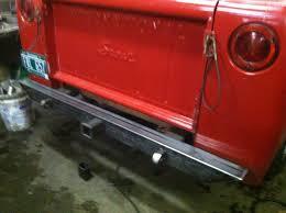 affordable rear bumper international scout 80 800 u0026 scout ii u002760
