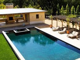 wonderful pool and patio ideas modern backyard retreat stunning