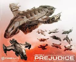 section 8 prejudice game wallpapers dsng u0027s sci fi megaverse dropships spaceships u0026 steampunk